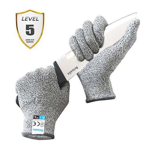 guanti macellaio Reinalin Guanti Antitaglio