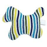 [エルメス] ベビー おもちゃ H102422M02 ぬいぐるみ PM ソルド Zebra Colorama コットン ブルー [並行輸入品]