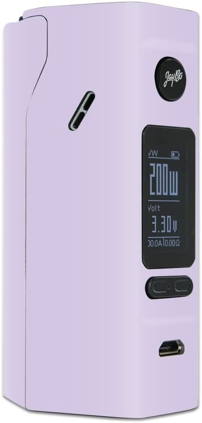 MightySkins Skin Compatible with Wismec RX 100% quality warranty! – Bombing new work Lila Reuleaux Solid