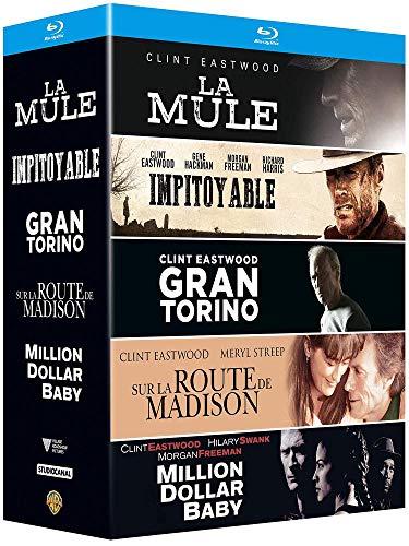 Clint Eastwood acteur - Coffret : La Mule + Gran Torino + Million Dollar Baby +...