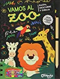 Vamos Al Zoo: Raspa, descubre y dibuja (JUGAR I APRENDRE)