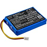 Battery Replacement for uniden Atlantis 270 BBTG092001 BT-1035 (1100mAh/7.4V)