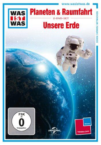 Was ist was TV - Planeten & Raumfahrt / Unsere Erde [2 DVDs]