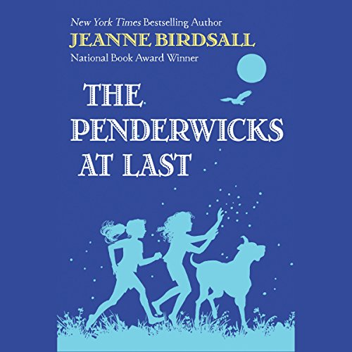 The Penderwicks at Last cover art