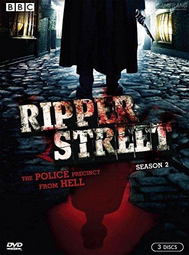 Ripper Street: Season 2 (Dvd Box Set 3 Disc) (All Region / Pal) by Jerome Flynn, Charlene Mckenna