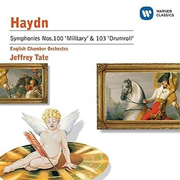 Haydn: Symphony Nos 100 & 103