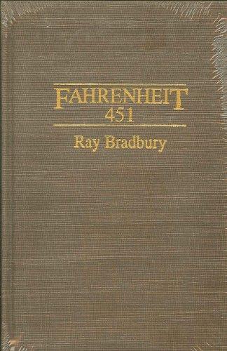 Fahrenheit 451 0848801474 Book Cover