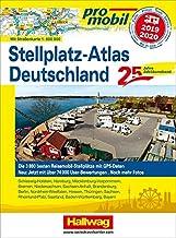 Promobil Stellplatz-Atlas Deutschland 2019/20 Jub.ausg.