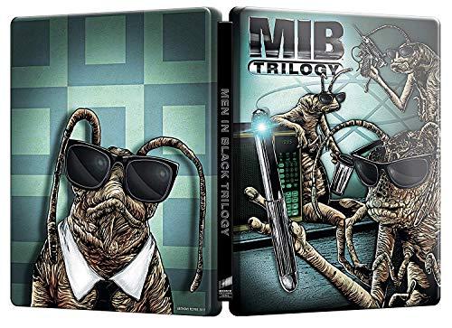 Men in Black - Steelbook (4K Ultra HD) (Collectors Edition) (6 Blu Ray)