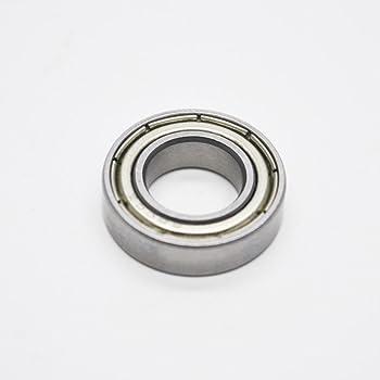NO-LOGO CMM-Y 6804ZZ Deep Groove Ball Bearing ABEC-1 Metric Slim Thin Section Ball Bearings 61804Z 20327 mm 10 PCS