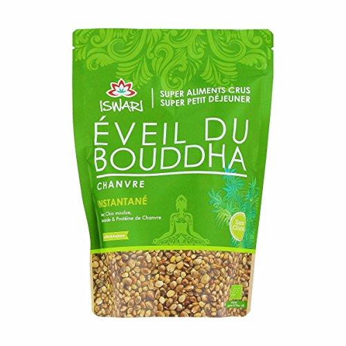 Iswari - Eveil du Bouddha au Chanvre 360G Bio - Prix Unitaire - Livraison Gratuit En France métropolitaine sous 3 Jours Ouverts
