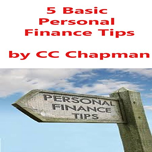 5 Basic Personal Finance Tips cover art