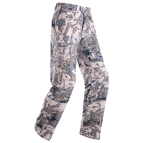 SITKA Gear Men's Lightweight Hunting Camouflage Traverse Pant, Optifade Open Country, 34R