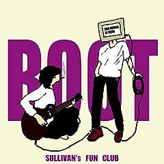 SULLIVAN's FUN CLUB「FAST LIFE SONG」のCDジャケット