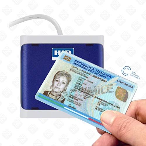 HID INTERNAVIGARE Omnikey 5022 - Lettore per la Carta d'identità Elettronica CIE