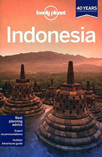 Lonely Planet Indonesia [Lingua Inglese]