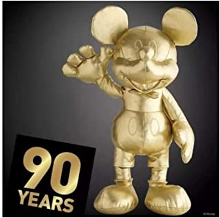 GOLD COLLECTION Disney Store Mickey Mouse 10