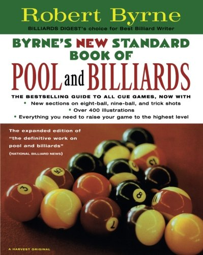 Compare Textbook Prices for Byrne's New Standard Book of Pool and Billiards Second Edition ISBN 9780156005548 by Byrne, Robert