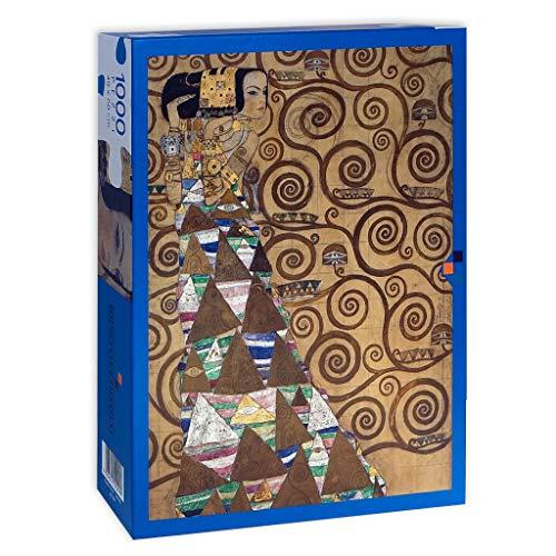 Impronte ipz232 - Klimt: L attesa - Puzzle 1000 pezzi