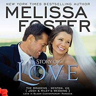 Story of Love (Josh & Riley's Wedding) audiobook cover art