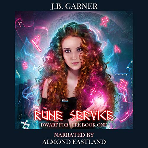 Rune Service audiobook cover art