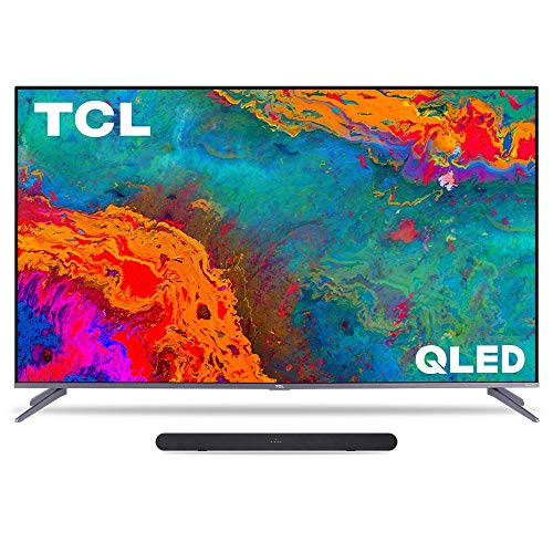 TCL 75' TV & Alto 6 Sound Bar