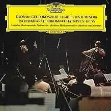 Dvorak: Cello Concerto I n B Minor, Op.104, B . 191 / Tchaikovsky: Var