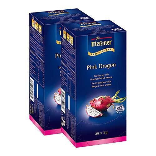 Meßmer ProfiLine Pink Dragon 25er / 2er Pack