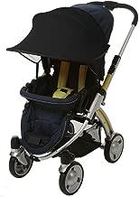 stroller hood extension