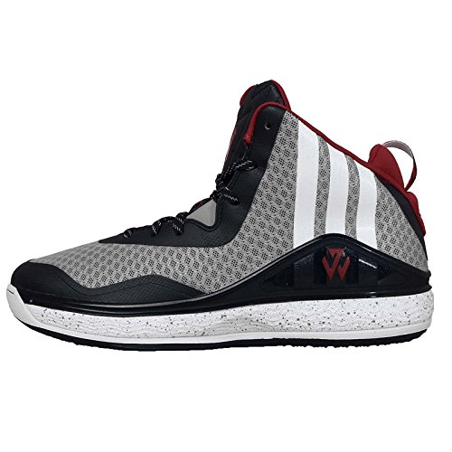 94H1 adidas J Wall 1 Basketball Schuhe John Navy Grau C76581 42