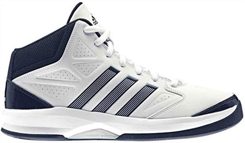 Adidas ISOLATION - Basketball shoes - white