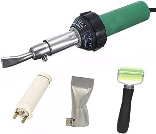 D&F 1600W plástico Calor Aire Caliente Soldador Temperatura Ajustable PVC Pistola Vinilo portátil Diseño ergonómico del