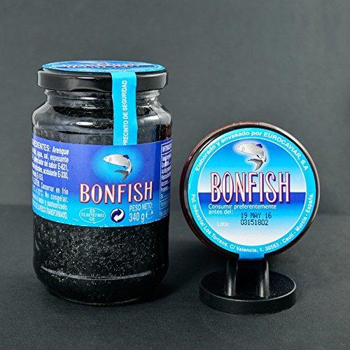 Sucedáneo de caviar negro 340 gr.