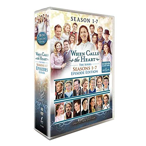 When Calls the Heart: The Series Seasons 1 - 7 Episode Edition