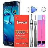 Galaxy S5Recargable | tqthl 3200mAh Li-Ion Batería de Repuesto para Samsung Galaxy S5GT-i9600/GT-I9605/SM-G900/SM-G900F (EB-BG900BBEGWW), S5batería de Repuesto [12Meses de garantía]