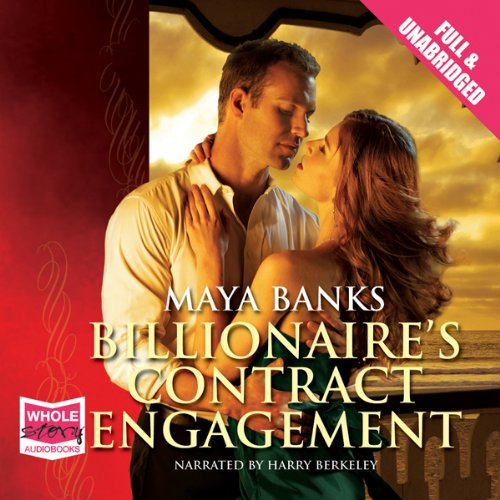 Billionaire's Contract Engagement audiobook cover art