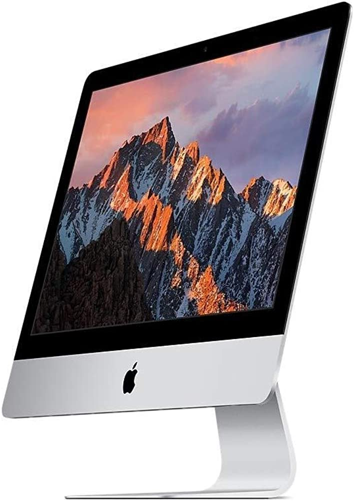 Apple imac all in on pc fisso icore i5 quad core - ram 16gb - ssd 128gb - osx