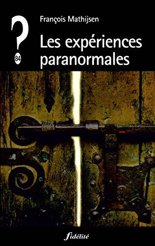 Les expériences paranormales