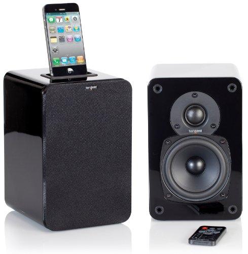 Tangent 10486Lautsprecher für MP3& iPod schwarz