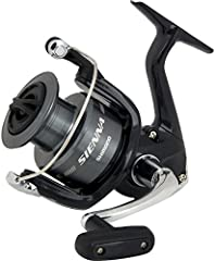 SHIMANO Sienna FE, Color Black, Talla 4000