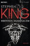 Brennen muss Salem: Roman - Stephen King