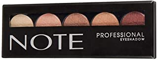 Note PROFESSIONAL EYESHADOW PALETTE Shade 106