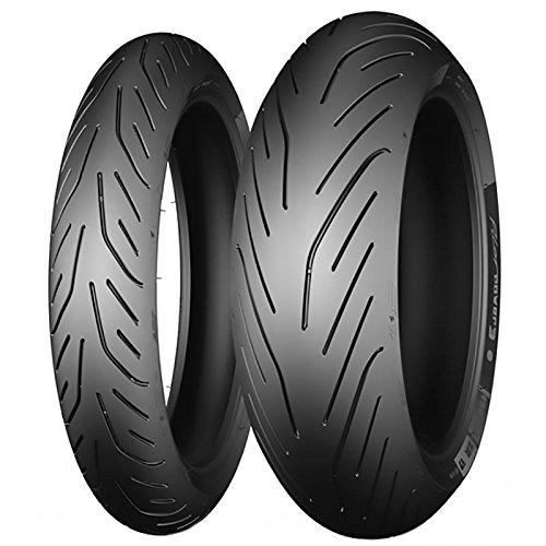 Michelin 180/55ZR1773W Pilot Power 3TL Moto GP–55/55/R1773W–A/A/70dB–Motorrad Reifen