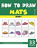 How to Draw Hats for Kids - Volume 1