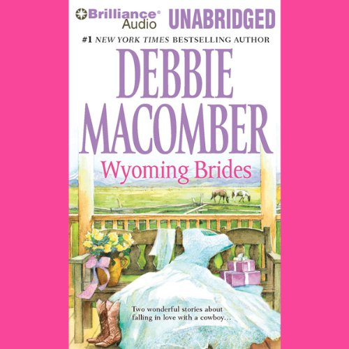 Wyoming Brides audiobook cover art