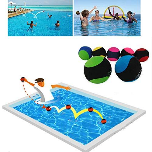 Waboba Ball, Kinder Erwachsene Waboba Wasser Springen Ball Ocean Pool Beach Sports Schwimmspielzeug Zufällige Farbe