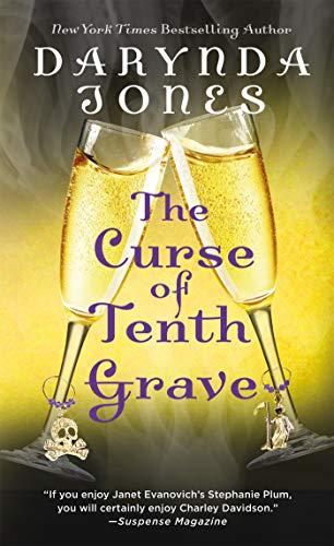 Jones, D: Curse of Tenth Grave (Charley Davidson)