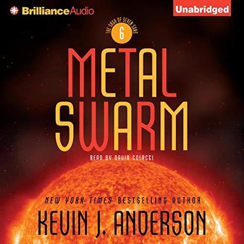 Metal Swarm cover art