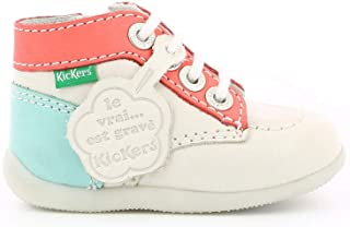 Kickers Bonzip, Bottillon Fille,