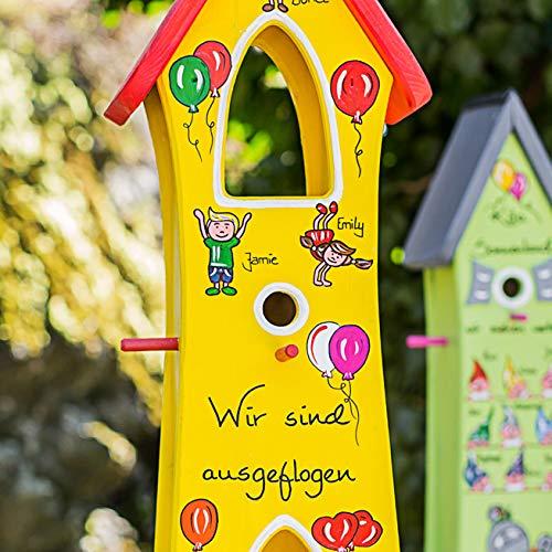 VOFA - Holz und Design Kindergarten Abschiedsgeschenk, Kindergartenabschied, Erzieherin, Lehrerin, Grundschule, Zuckertütenfest